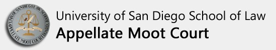 University of San Diego School of Law Appellate Moot Court